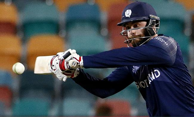 Preston Mommsen will be a part of Scotland squad for World Cricket League