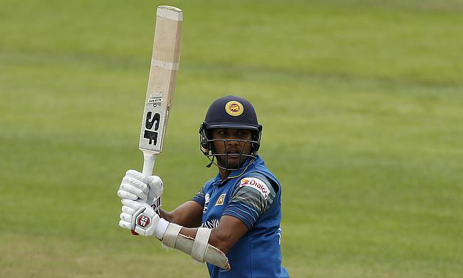 Dinesh Chandimal had a disappointing 2017 until now