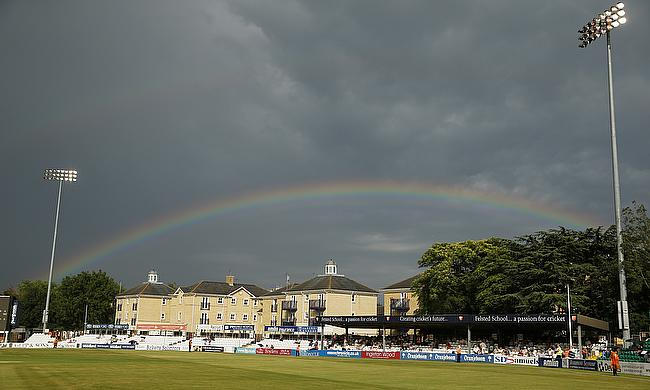 Chelmsford had no play possible on day two