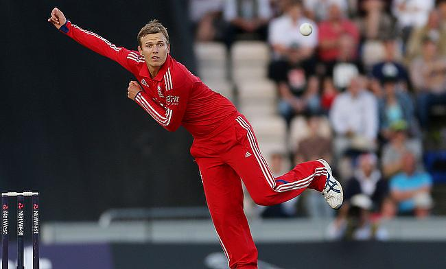 Danny Briggs picked two wickets for Sussex