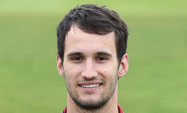 Lewis Gregory scored 43 runs and picked a wicket as well