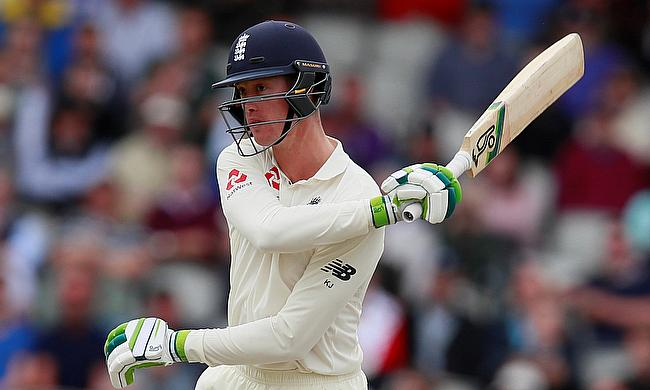 Keaton Jennings had a tough series with the bat