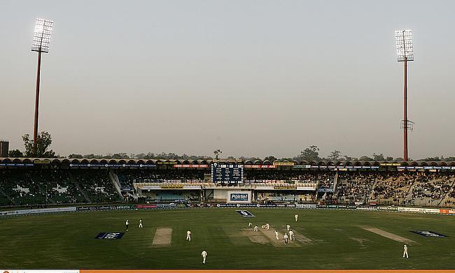 International cricket is set to return to Gaddafi Stadium in Lahore