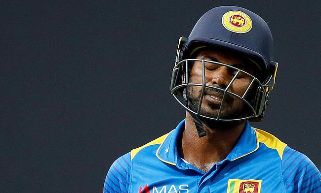 Upul Tharanga's suspension leaves Sri Lanka in further trouble