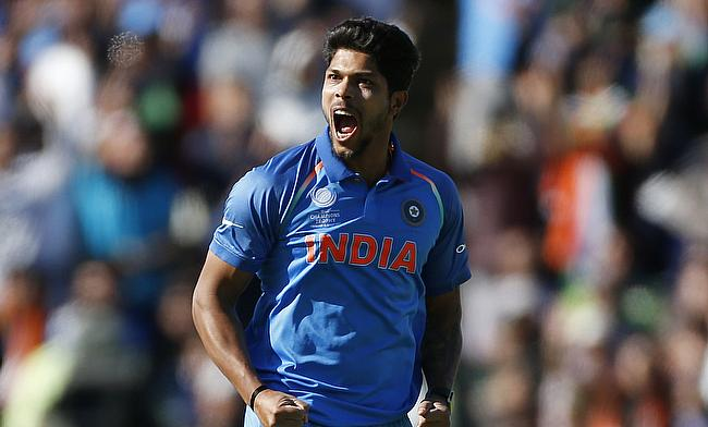 Umesh Yadav returns to the limited overs squad