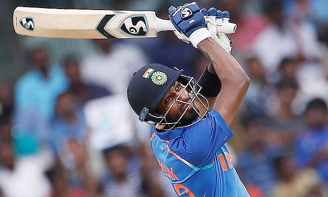 Hardik Pandya scored 83 runs and picked two wickets as well in Chennai