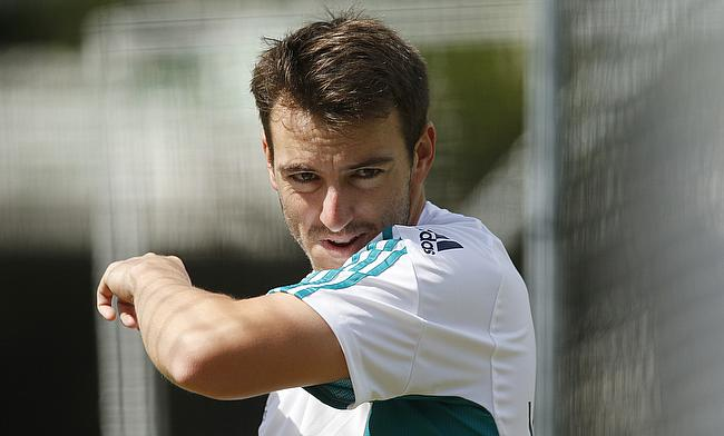 Toby Roland-Jones has picked 17 wickets from four Tests
