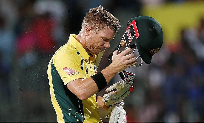 David Warner wants to provide solid start for Australia