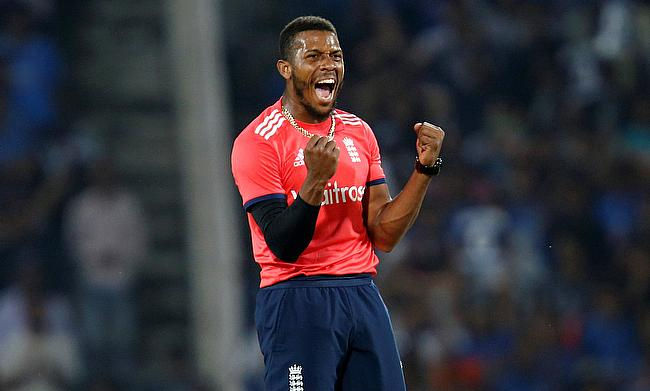 Chris Jordan picked 52 wickets and scored 483 runs in his 25 matches for Sussex during the 2017 Specsavers County Championship and T20 Blast competiti
