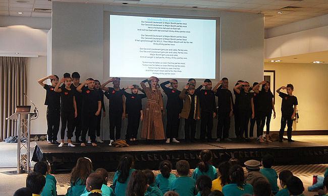 Lord's Passchendaele Centenary Event