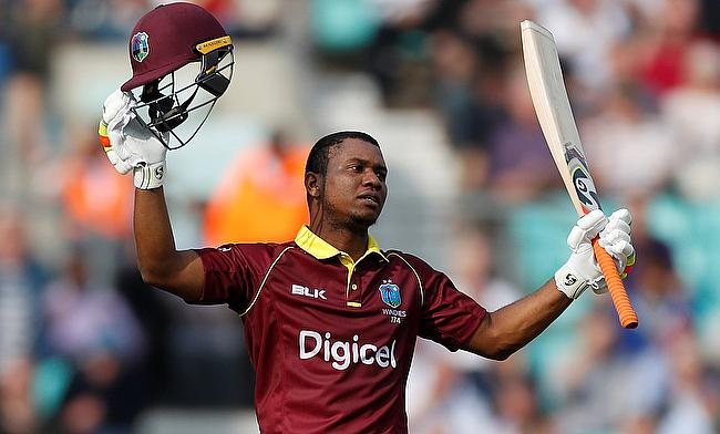 Evin Lewis is currently the leading run-scorer in the tournament