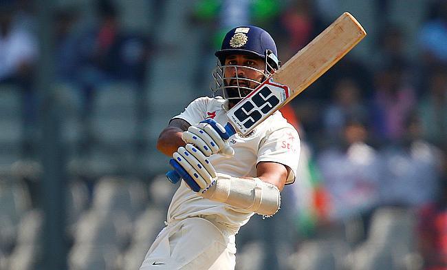 Murali Vijay will be hoping to redeem himself