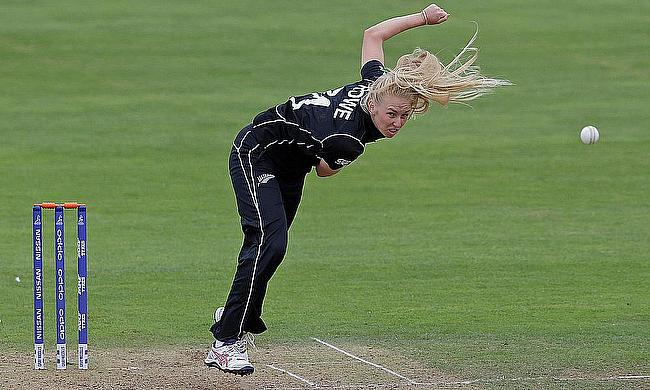 New Zealand Women tour of UAE 2017-18