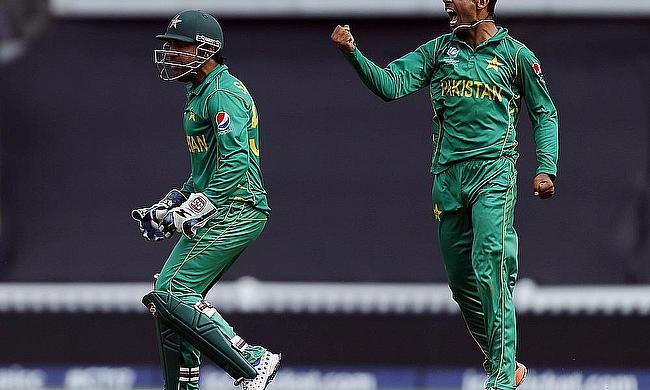Pakistan v Sri Lanka 2017-18