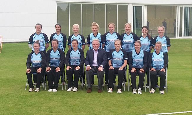 Sussex Women with Sir Rod Aldridge