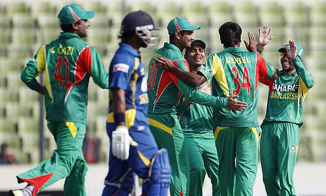 Bangladesh and Sri Lanka are set to play in a full-fledged series next year