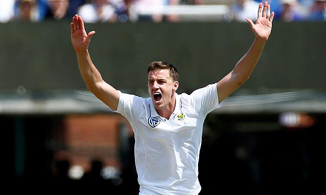 Morne Morkel picked three wickets in seven overs
