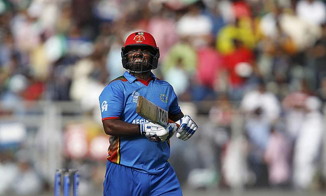 Mohammad Shahzad joins the Afghanistan squad after serving one-year ban