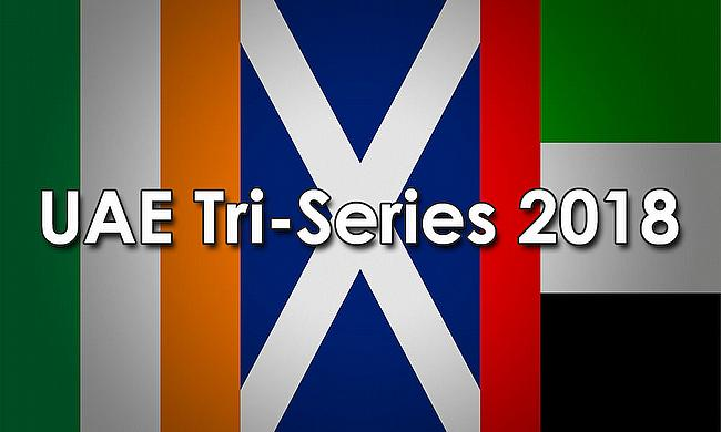 United Arab Emirates Tri-Series 2018