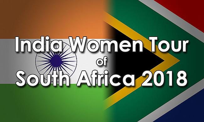 India Women tour of South Africa 2018
