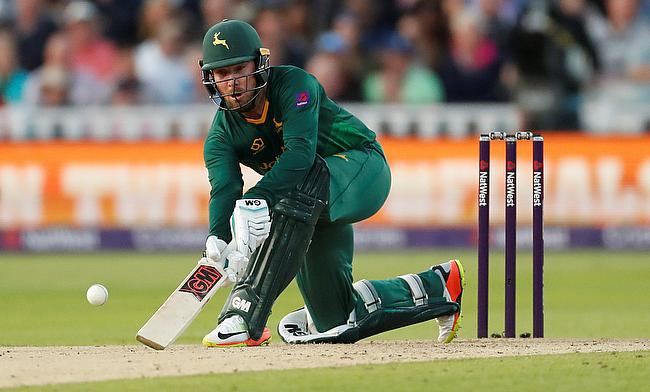 Brendan Taylor will be playing his first ODI since March 2015