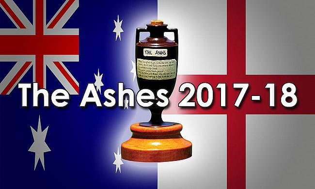 The Ashes 2017-18