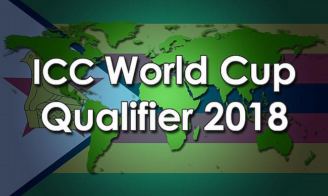 ICC World Cup Qualifier 2018
