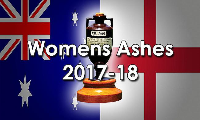 Women's Ashes 2017-18