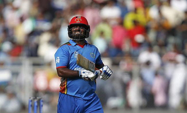 Mohammad Shahzad scored 75 runs in the chase