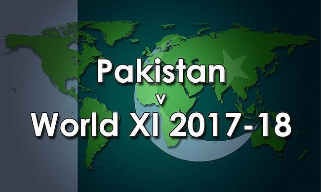 World XI tour of Pakistan 2017-18