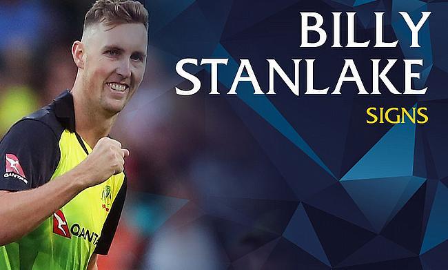Billy Stanlake, Yorkshire CCC