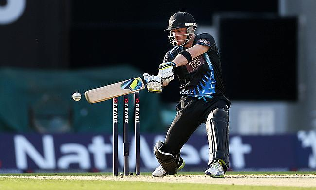 Brendon McCullum will have to deal with the absence of Chris Lynn