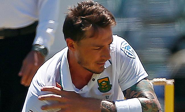Dale Steyn has not recovered from a heel injury