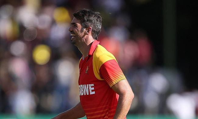 Graeme Cremer has been impressive for Zimbabwe