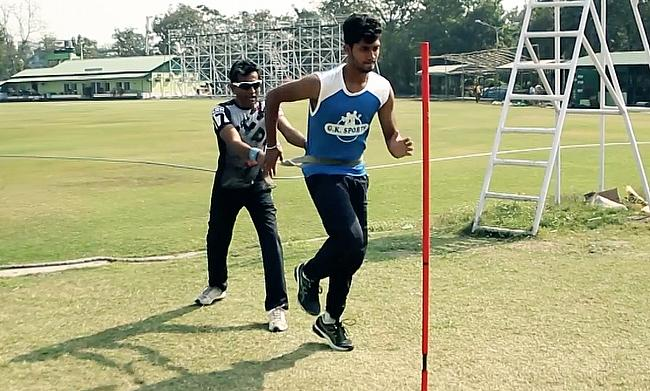 Resistance Running for Fast Bowlers with Chinmoy Roy