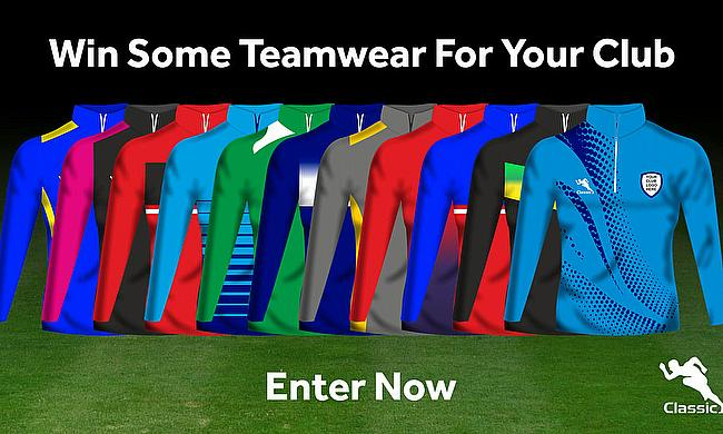 Win Some Great Teamwear for Your Cricket Club