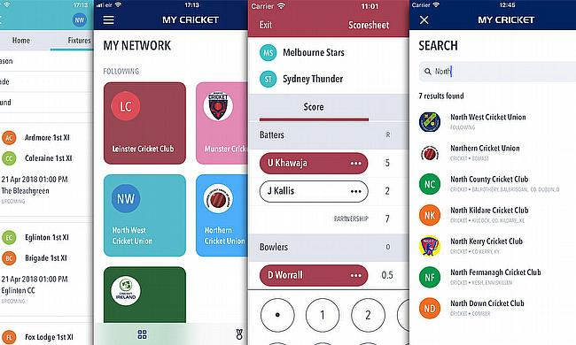 New App brings Domestic Cricket in Ireland to Fans Fingertips
