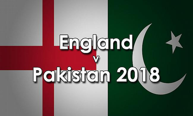 Pakistan tour of England 2018