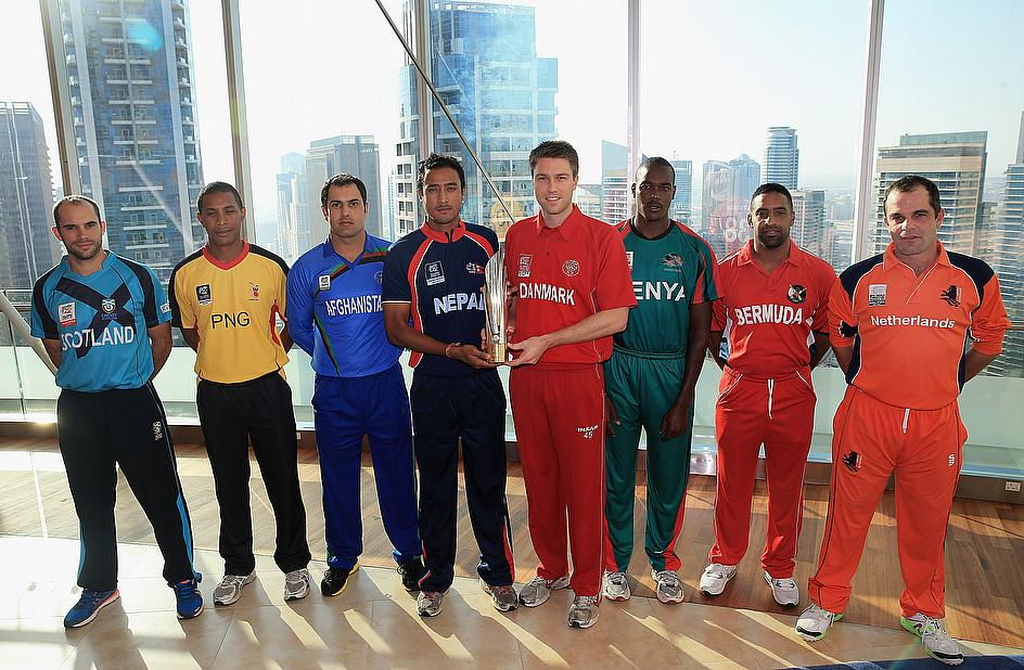 ... You Need To Know About The ICC World Twenty20 Qualification Process