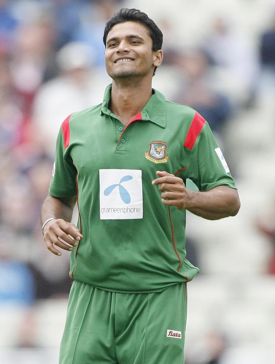 Mashrafe Mortaza 2013 Mortaza To Lead...