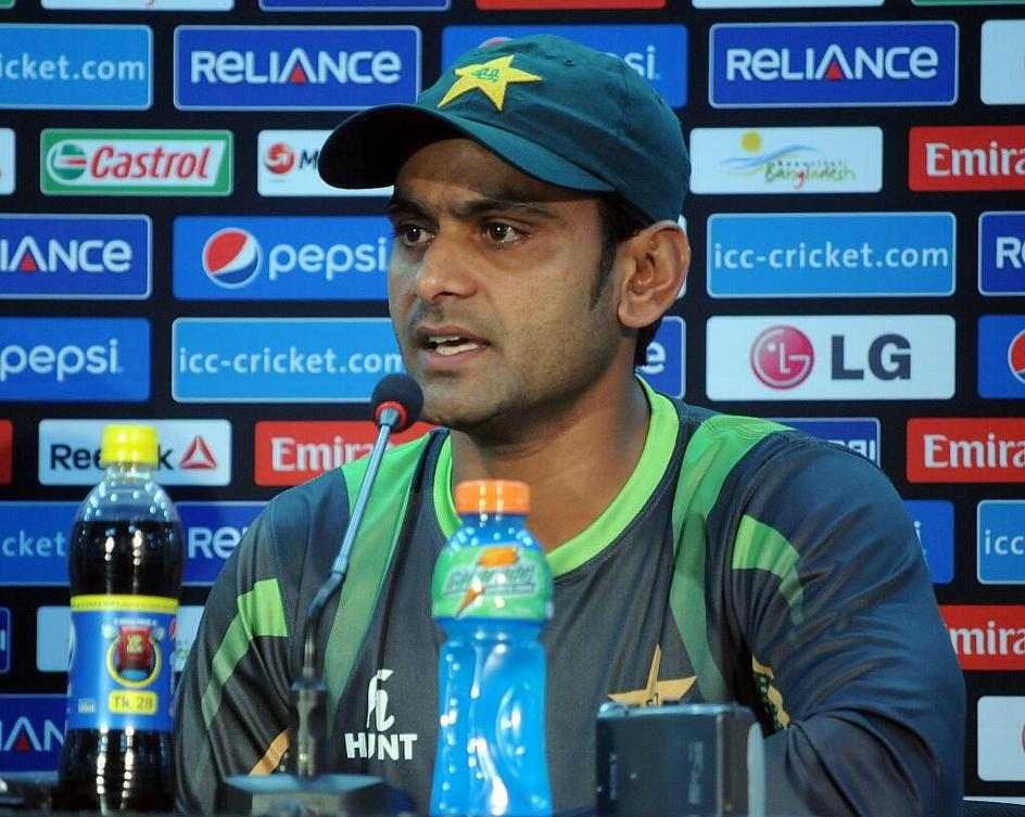 Hafeez: 'First match is very important. Want to gain momentum by beating India'