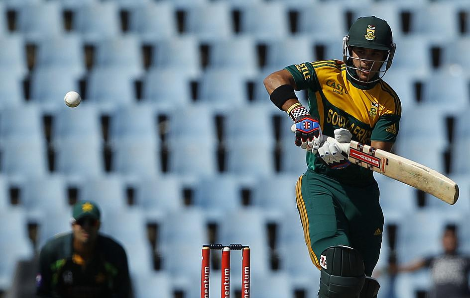 JP Duminy has been one of a number of players to have impressed during the opening stages