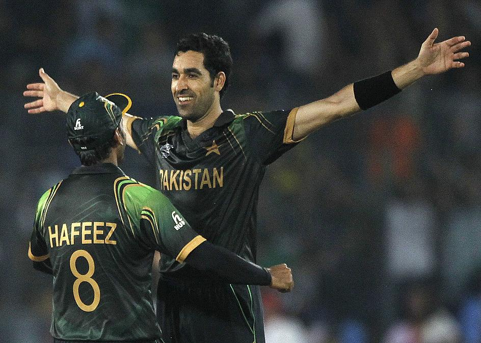 Pakistan have been their usual, enigmatic selves in Group 2