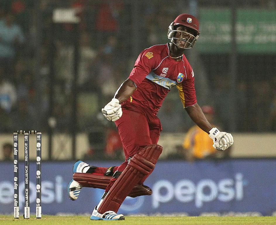 Darren Sammy has become the West Indies' finisher par excellence