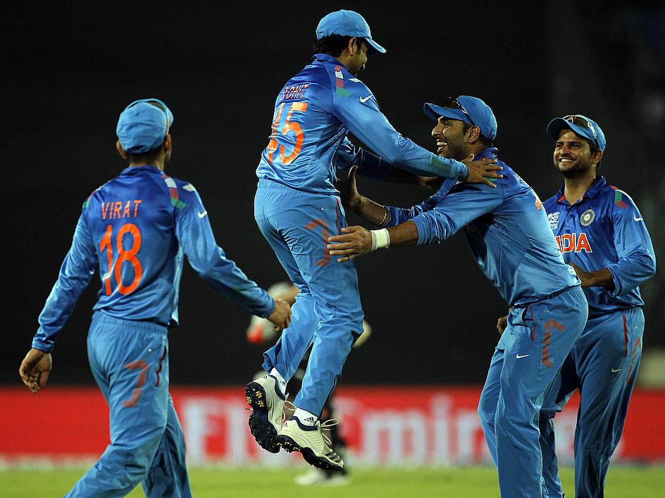 Are India en route to their second ICC World Twenty20 title