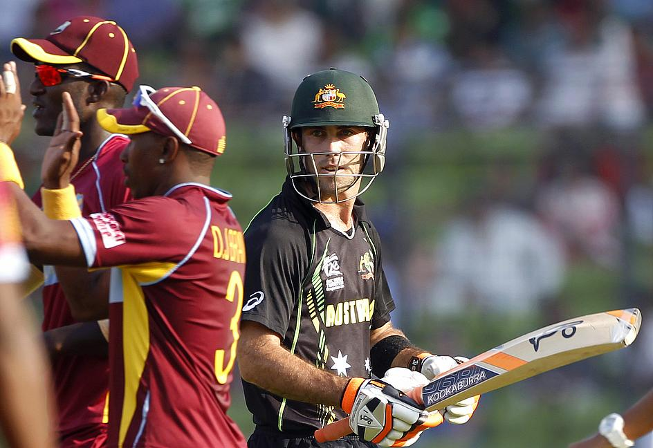 James Faulkner's words prior to the Australia-West Indies game came back to haunt him