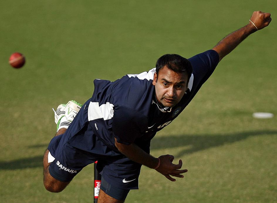 Amit Mishra - one of the leg-spinners who has enjoyed a memorable tournament