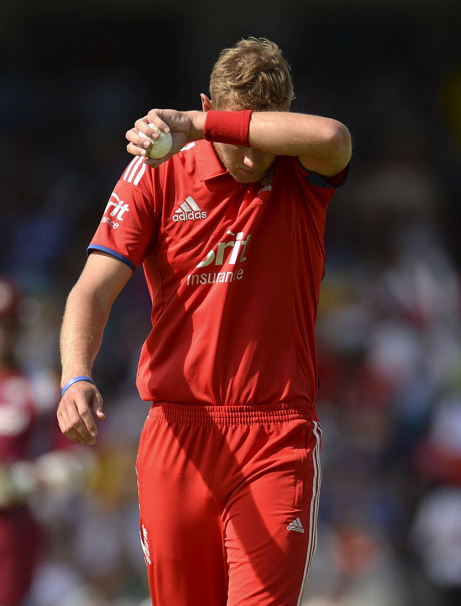 It has been a frustrating tournament for England captain Stuart Broad