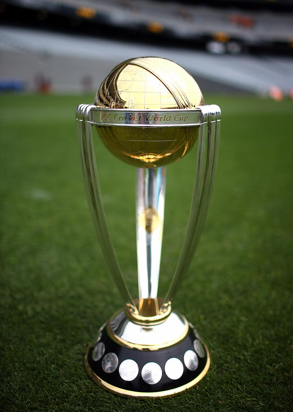 Icc Cricket World Cup Trophy Kid  Image Kid