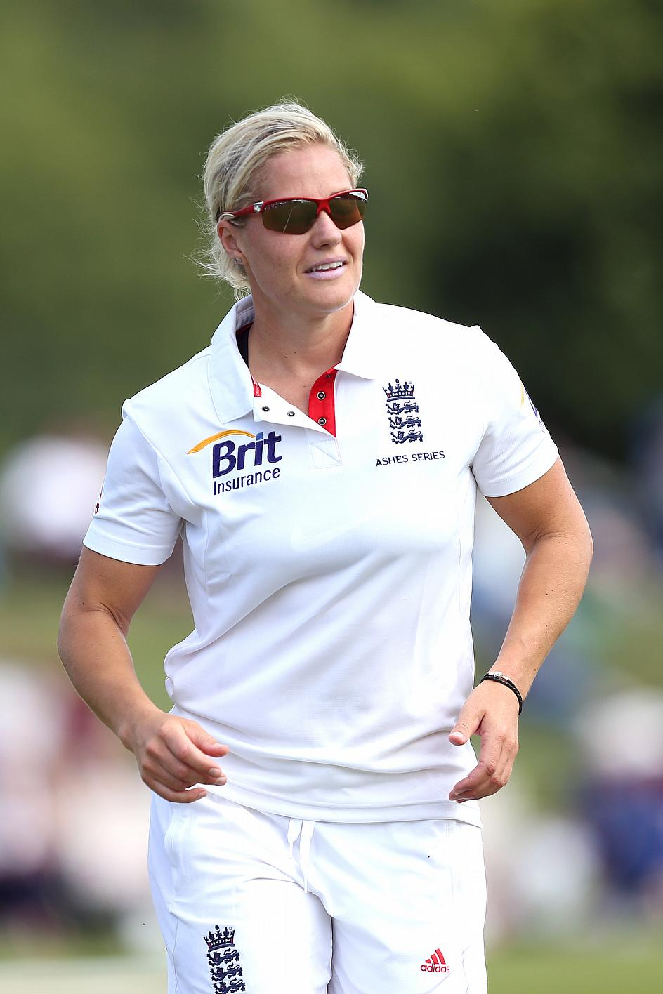 Katherine Brunt is set for her return to the side following a back injury